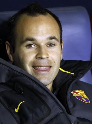 Andres Iniesta: scored the winner against Chelsea in '09.