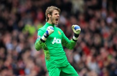 De Gea: 'I won't be affected'