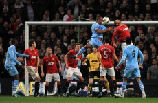 As it happened: Manchester City v Manchester United