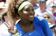 Courting: Isner singles out Serena for Olympic mixed doubles