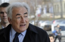 Strauss-Kahn says he was set up in the aftermath of maid scandal