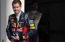 Vettel takes pole in Bahrain GP