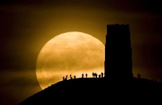 Ever seen a 'super moon'? Well, you can this weekend…