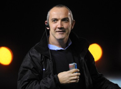 Conor O'Shea: not resting on his laurels.
