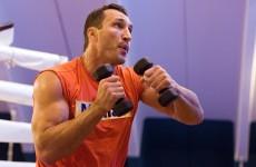 Klitschko brands Haye v Chisora 'a freak show'