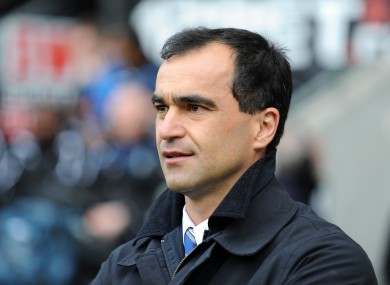 Martinez's Wigan showed impressive end-of-season form.