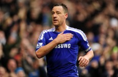 'I'll always be there for my country,' says England's brave and loyal John Terry