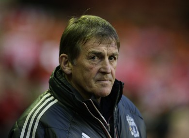 Kenny Dalglish: dignified exit from Anfield.