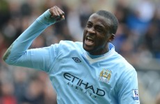 As it happened: Newcastle United v Manchester City