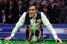 Class is permanent: O'Sullivan wins fourth World Championship
