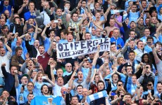Column: Manchester City kick off revolution with a bang