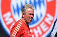 Slow and steady wins the race for 'humble' Heynckes, he hopes