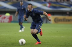 Watch out England: Ribery feeling back to his best after breaking goal drought