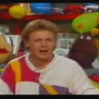 Zig and Zag made their first appearance on Dempsey's Den with Ian Dempsey in 1987.   Image: via tuwoa on YouTube