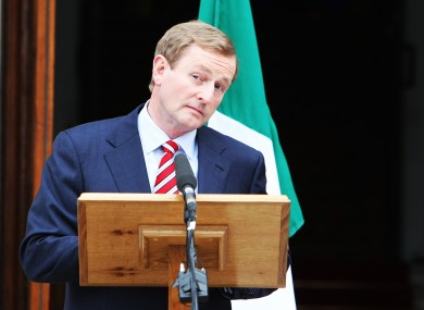 Enda Kenny's move means his expenses are subject to audit - but that he also receives an extra €8,000 per year.