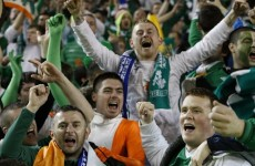 20,000 Irish fans to travel from Dublin Airport for Euro 2012