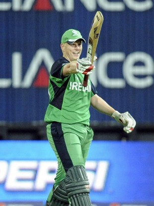 Ireland's Kevin O'Brien is on his way to Somerset for the next five games.