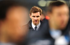 Villas-Boas on the brink of taking Spurs job