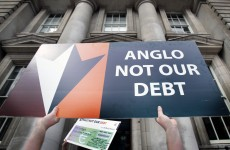 Paying €1.1bn to bondholders is con job says TD