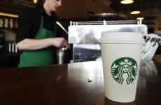 Starbucks Ireland says it hopes customers will forgive them