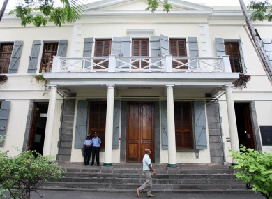 The Supreme Court in Port Louis, Mauritius where the trial is taking place (File photo)