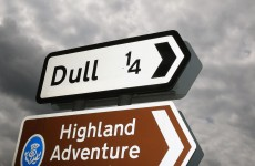 Boring town makes Dull move: two towns are to be twinned