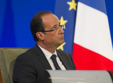 Francois Hollande's parliamentary majority will help him enact a high-spending plan to drag France out of an economic slump.