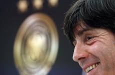 Loew leaves the politics to Merkel for Greek clash