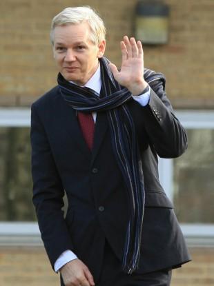 Julian Assange (File photo)