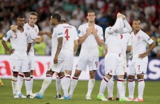 VIDEO: England go out on penalties again