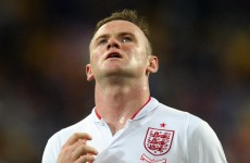 Paying the penalty: Rooney 'gutted' after shoot-out loss