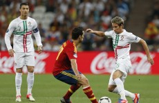 As it happened: Portugal v Spain, Euro 2012 semi-final