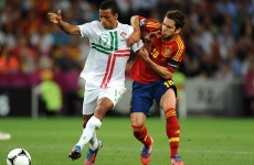 Barca strike deal to sign Valencia's Alba