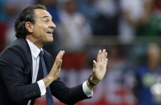 Euro 2012: Prandelli full of respect for defending champs