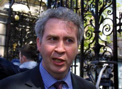 Colm MacEochaidh in 2002.