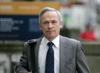 Jobs minister Richard Bruton believes small businesses are