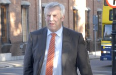 O'Dowd says he is 'not on the side of developers'