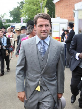 Michael Owen, while not playing football.