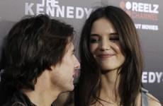 Tom Cruise and Katie Holmes reach divorce set