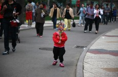 Scores of kidnapped children freed from Chinese traffickers