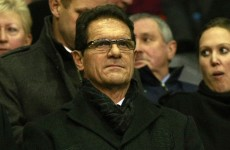 Capello appointed Russia manager