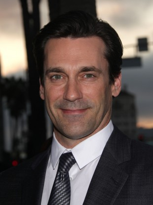 Jon Hamm, who plays Don Draper in