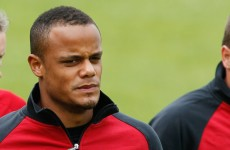 VIDEO: Vincent Kompany's goal yesterday was seriously stylish