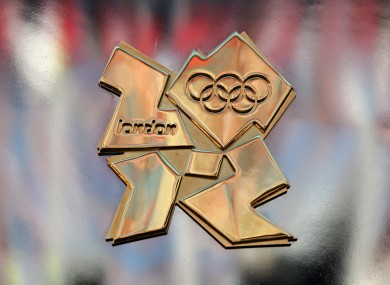 London 2012: IOc have pushed for 'gender balance' they say.