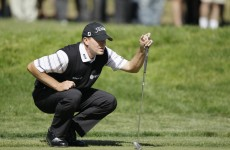 Staying power: Matteson masters the Deere Run again to hold lead