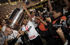 Corinthians beat Boca Juniors to lift first ever Copa Libertadores