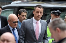 John Terry trial: Chelsea skipper 'racially abused Ferdinand after taunt'