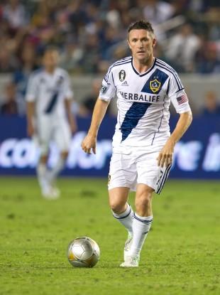 Robbie Keane: not taking friendly 'lightly'.