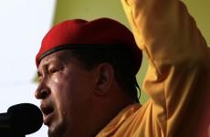 Chavez: Drink juice, not cola