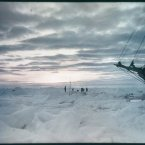 The impenetrable icefield which trapped and destroyed the Endurance in 1915. (Image: Frank Hurley)